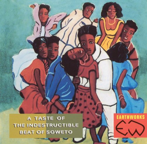 A Taste of the Indestructible Beat of Soweto