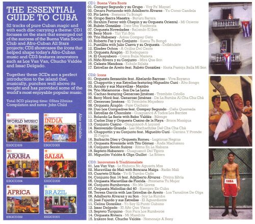 The Essential Guide to Cuba [Box Set]