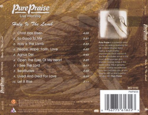 Pure Praise: Open the Eyes of My Heart