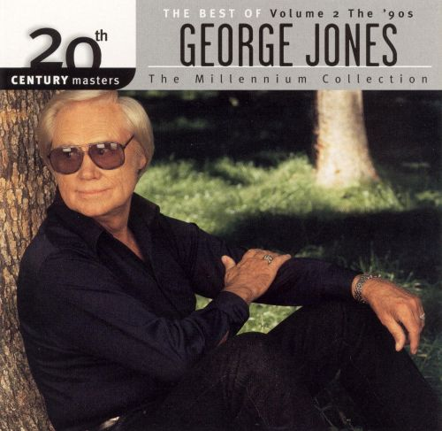 20th Century Masters - The Millennium Collection: The Best of George Jones, Vol. 2