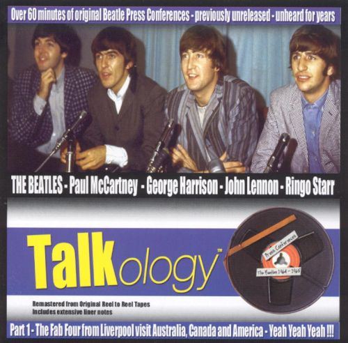 Talkology, Vol. 1