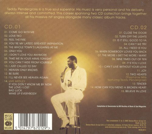 Believe in Love: The Very Best of Teddy Pendergrass