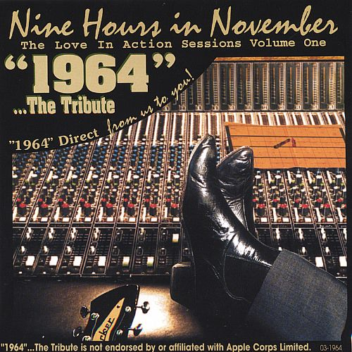 Nine Hours in November: The Love in Action Sessions, Vol. 1