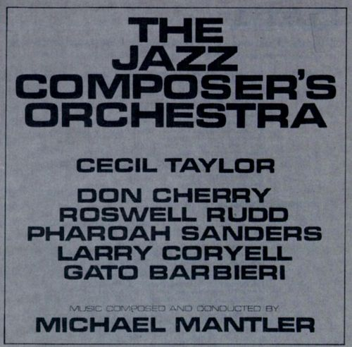 The Jazz Composer's Orchestra