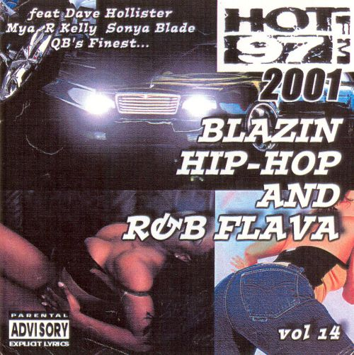 Hot 97 2001 Blazin Hip Hop And R&B Flava, Vol.14