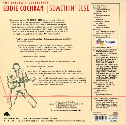 ... Somethin' Else: The Ultimate Collection