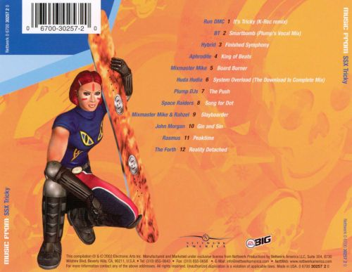 Music from SSX Tricky