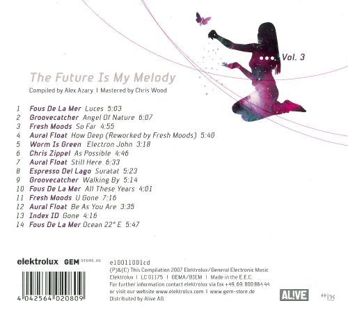 The Future Is My Melody, Vol. 3