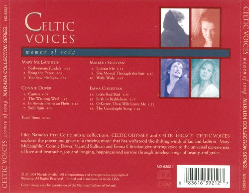 Celtic Voices: Women of Song
