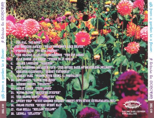 A Gift From A Garden To A Flower A Tribute To Donovan Various Artists Songs Reviews