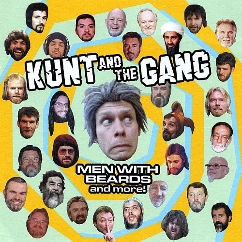 Men with Beards and More!