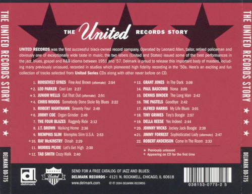 The United Records Story