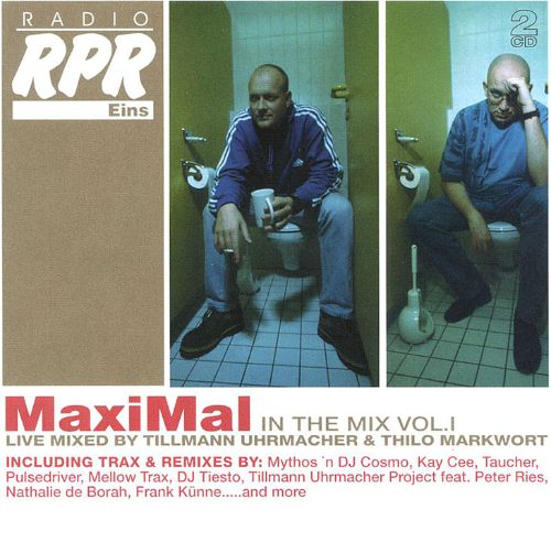 Maximal in the Mix, Vol. 1