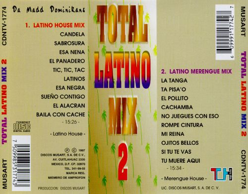 Total Latino Mix, Vol. 2
