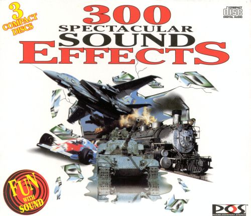 300 Spectacular Sound Effects [#1 1994]