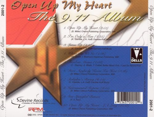 Open Up My Heart: The 9/11 Album