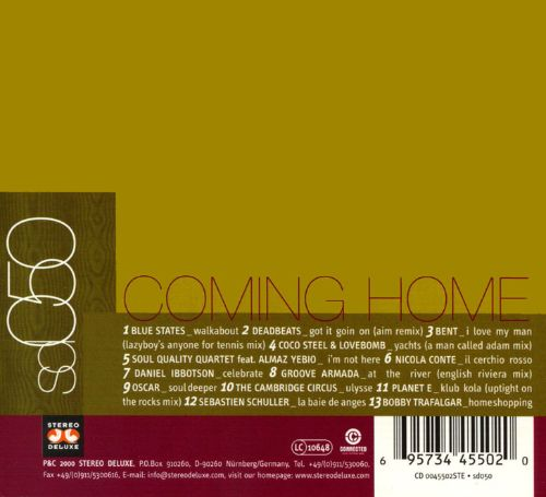 Various Coming Home