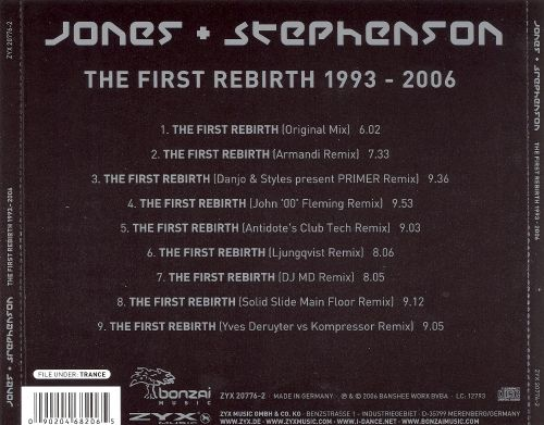 The First Rebirth 1993-2006