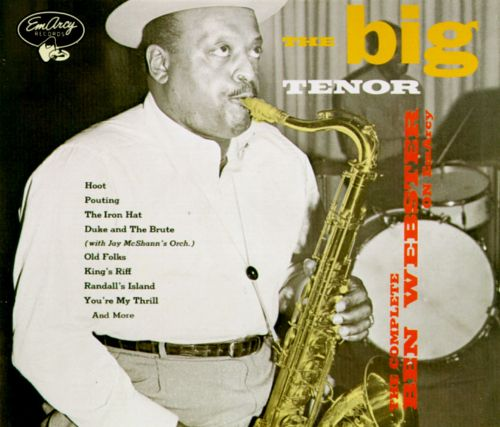 The Complete Ben Webster on Emarcy (1951-1953)