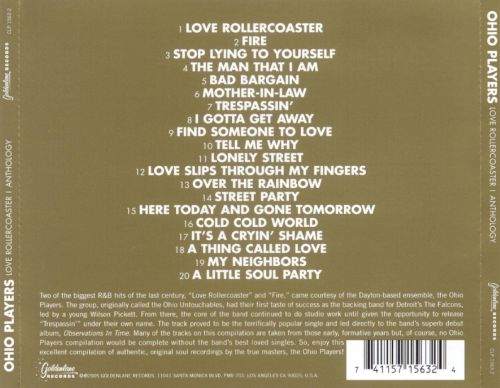 Love Rollercoaster: Anthology