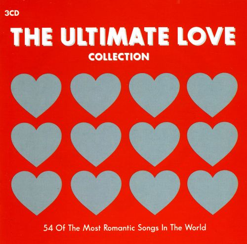 The Ultimate Love Collection [EMI Gold]
