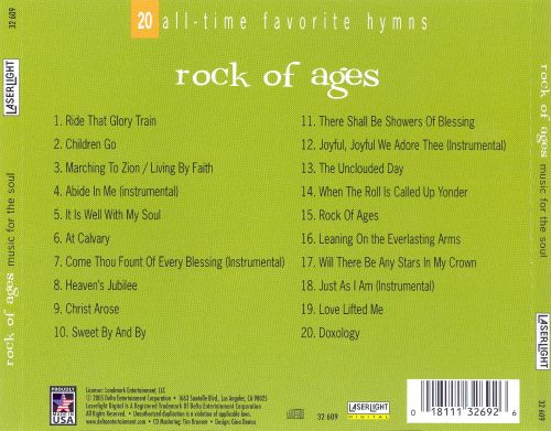 Rock of Ages: Music for the Soul