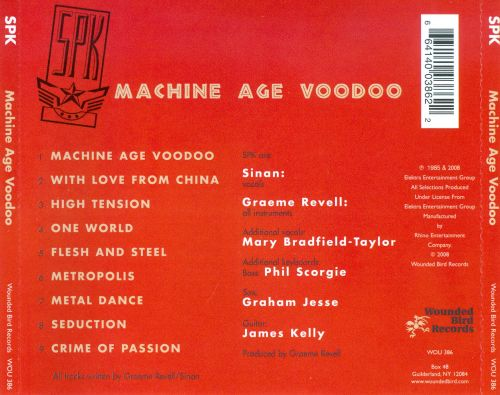 Machine Age Voodoo