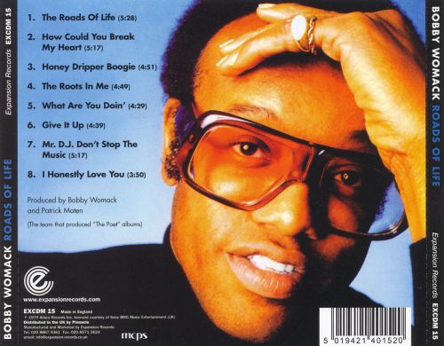 Bobby Womack - How Could You Break My Heart …