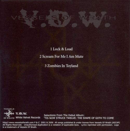 Selections from 'Tis Now Struck Twelve