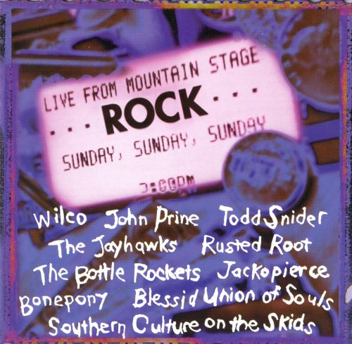 Rock Live from Mountain Stage