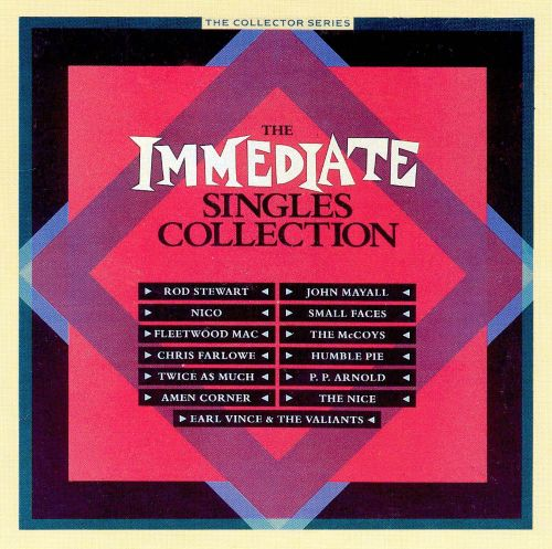 The Immediate Singles Collection