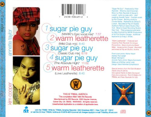 Sugar Pie Guy