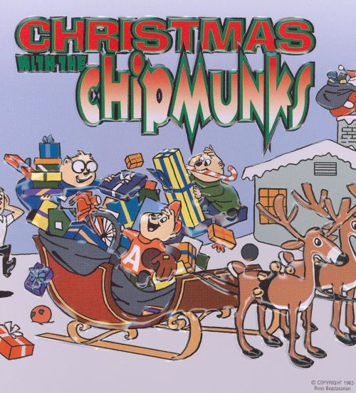 Christmas with the Chipmunks [Madacy]