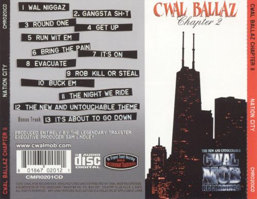Cwal Ballaz Chapter II: Nation City