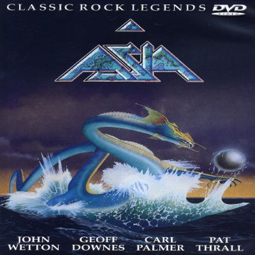 Classic Rock Legends [Video/DVD]
