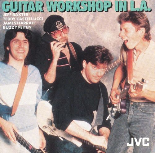 Guitar Workshop in L.A.