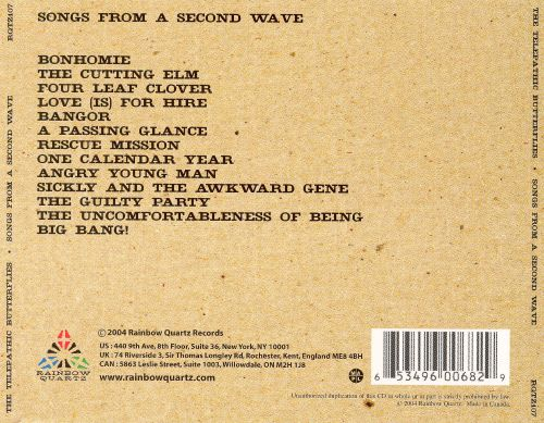 Songs from a Second Wave