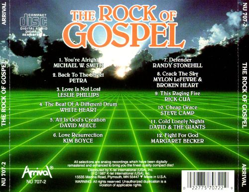 The Rock of Gospel