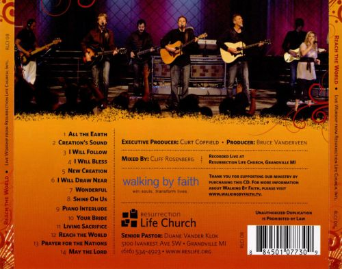 Reach the World: Live Worship from Rlci Churches