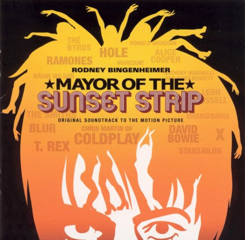 Mayor of the Sunset Strip