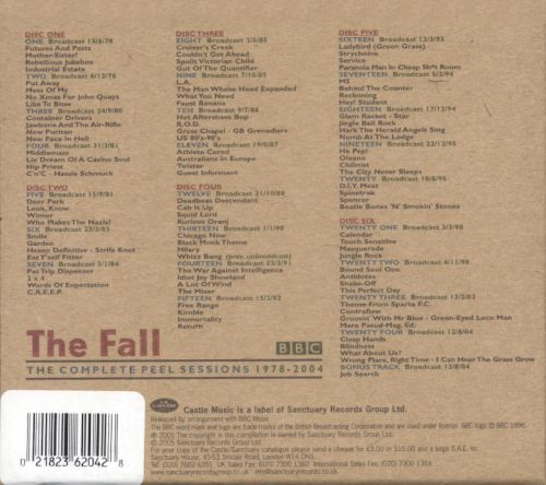 The Complete Peel Sessions 1978-2004
