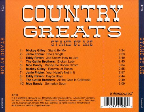 Country Greats: Stand by Me