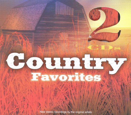 Country Favorites [Madacy 2 CD]