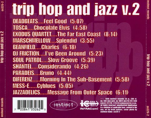 Trip Hop & Jazz, Vol. 2: Beats from the Underground
