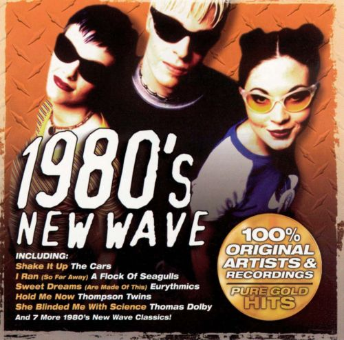 1980's New Wave