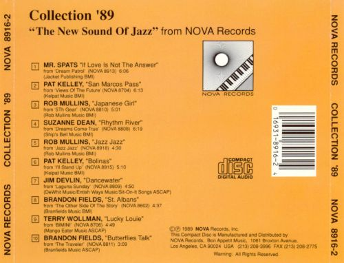 Nova Collection '89