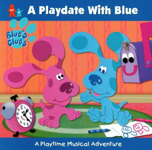 a playdate with blue a playtime musical adventure blue