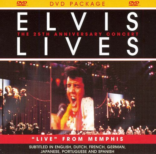 Elvis Lives: The 25th Anniversary Concert [DVD]