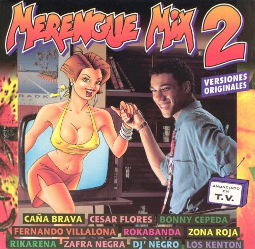Merengue Mix, Vol. 2 [Max Music]