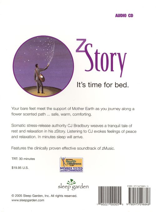 Zstory: It's Time for Bed